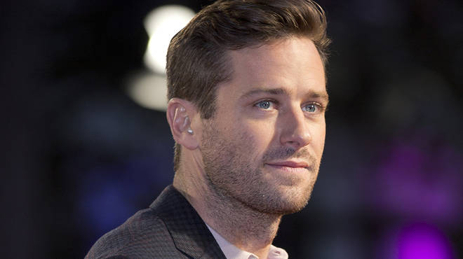 Armie Hammer is an American actor famous for Call Me by Your Name