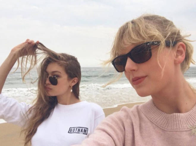 Taylor Swift and Gigi Hadid are still best friends to this day