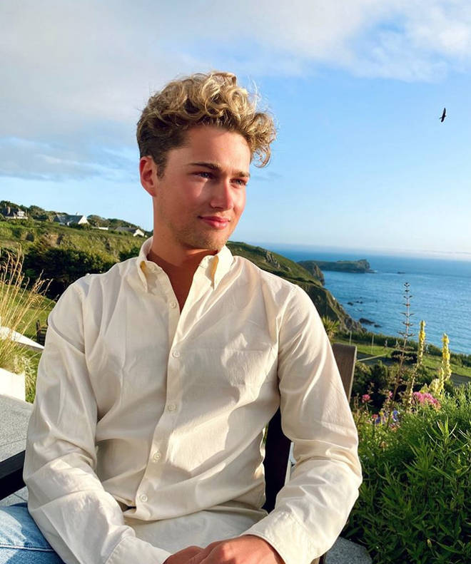 AJ Pritchard is joining the I'm A Celeb 2020 line-up.