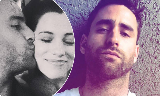 Oliver Jackson-Cohen has a long-term girlfriend in the form of Jessica De Gouw