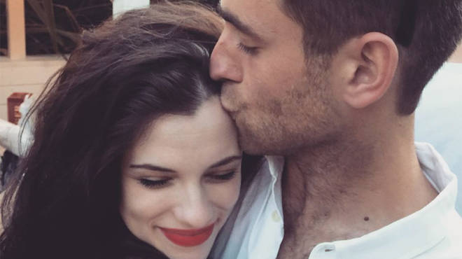 Oliver Jackson-Cohen and partner Jessica De Gouw met on a TV project together in 2013