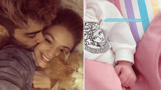 Gigi Hadid, Zayn Malik and their baby girl are spending quality time together.