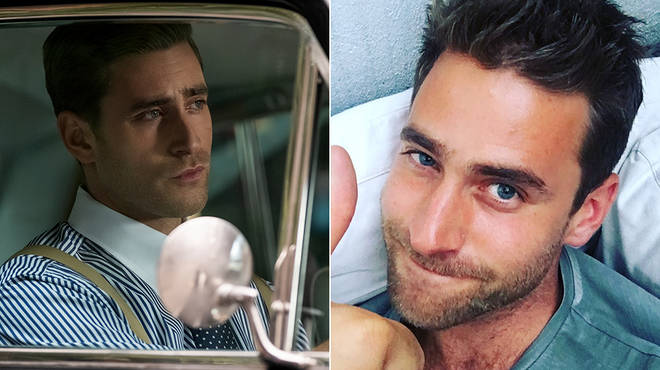 Meet Haunting of Bly Manor star Oliver Jackson-Cohen