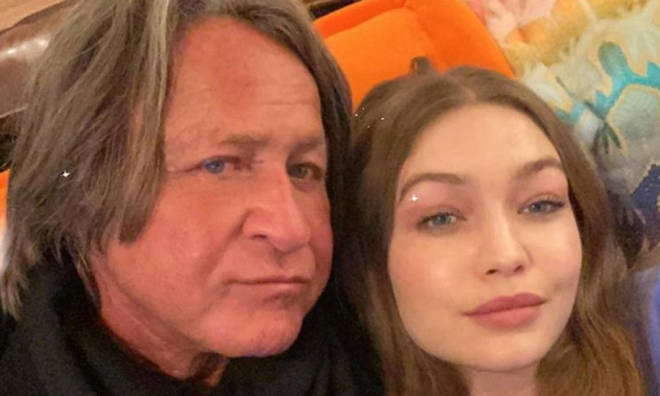 Gigi Hadid's dad, Mohamed, has admitted it is a 'burden' being a father to famous children.