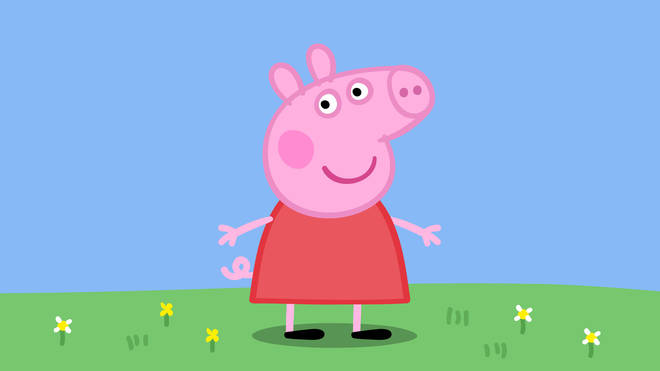 Amelie Bea Smith is the voice of Peppa Pig