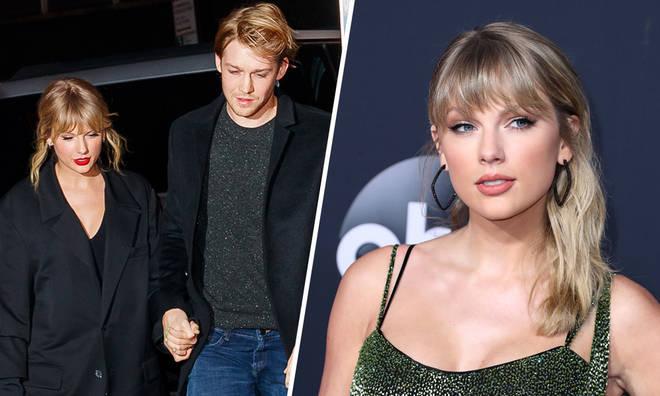 Taylor Swift has many songs about boyfriend Joe Alwyn