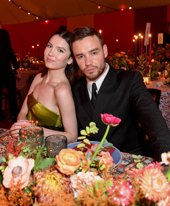 Liam Payne's girlfriend Maya Henry made him watch After We Collided