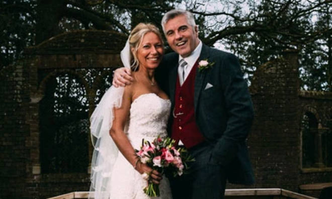 Shareen and David on Married at First Sight UK