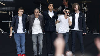 The Wanted are discussing a reunion to celebrate their success