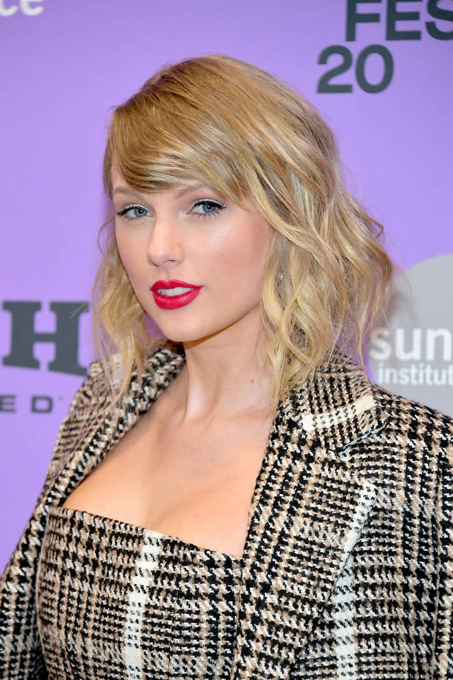 Taylor Swift only recently spoke out on politics in the last few years