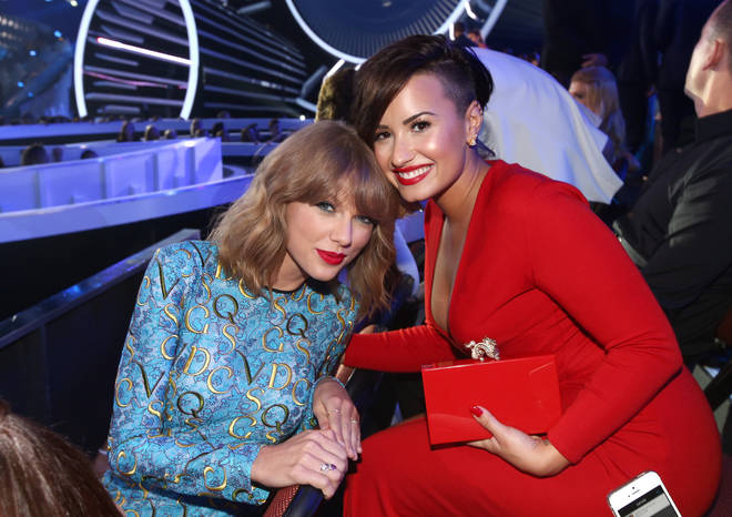 Demi Lovato and Taylor Swift have known each other for their whole careers