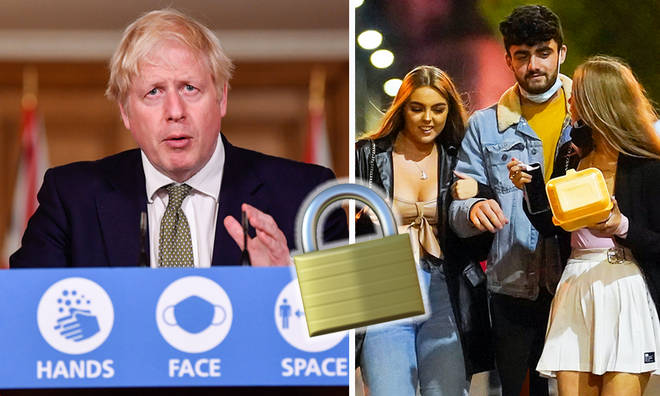 Will Boris Johnson impose an October half term lockdown?