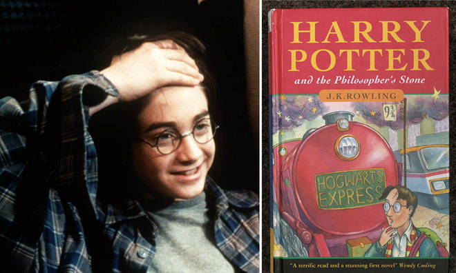 A first edition Harry Potter book sold for £60,000