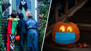 Trick or treating isn't advised in 2020