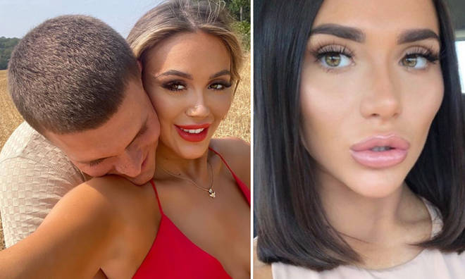 Frankie and Harry's split is reportedly over Chloe Brockett.