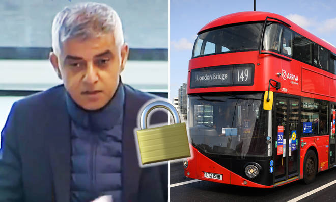 London Mayor Sadiq Khan says London moving to Tier 2 lockdown