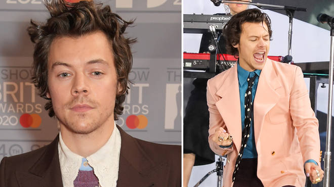 Harry Styles is celebrating one year of 'Fine Line'