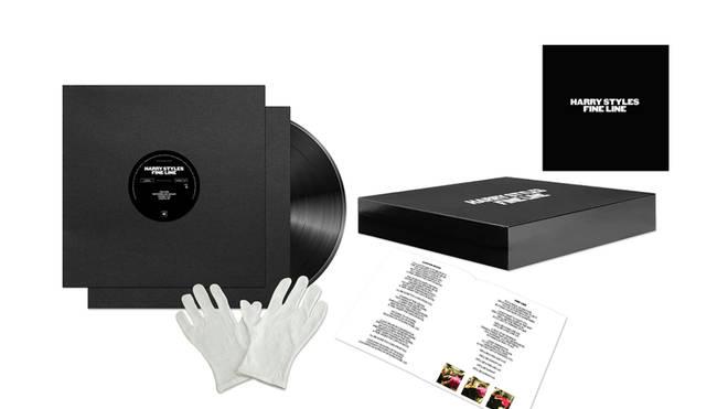 Harry Styles is releasing a Fine Line box set