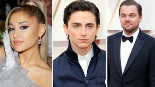 Ariana Grande joins star-studded cast for 'Don't Look Up' starring Jennifer Lawrence and Leonardo DiCaprio