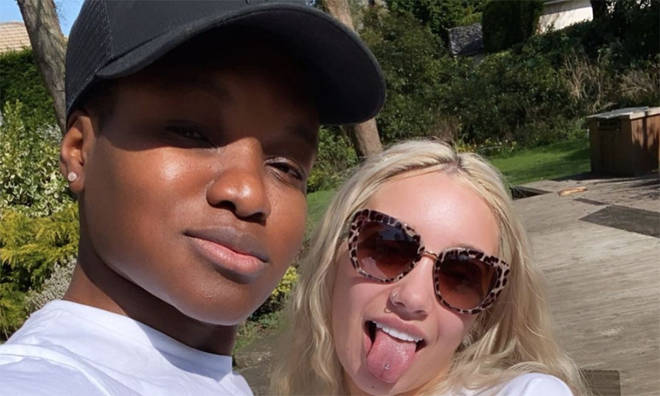 Nicola Adams and girlfriend Ella have been together for over two years