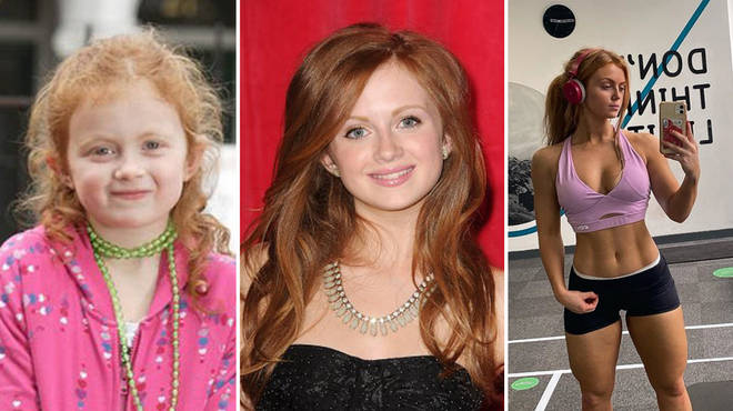 Maisie Smith is worlds away from her role of Tiffany Butcher