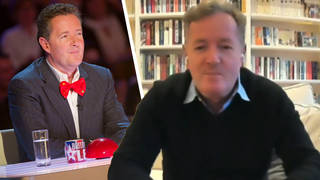 Piers Morgan claimed he could replace David Walliams on BGT