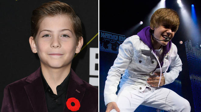 Jacob Tremblay played the young Justin Bieber in the 'Lonely' video