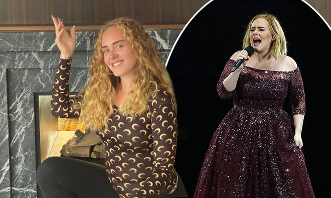 Adele is making her return to the limelight