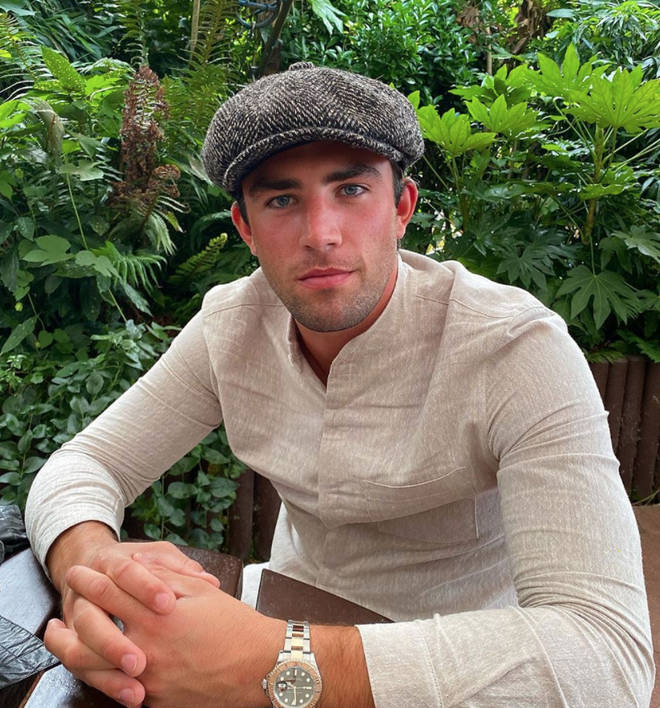 Jack Fincham famously dated Dani Dyer after meeting on the 2018 series of Love Island.