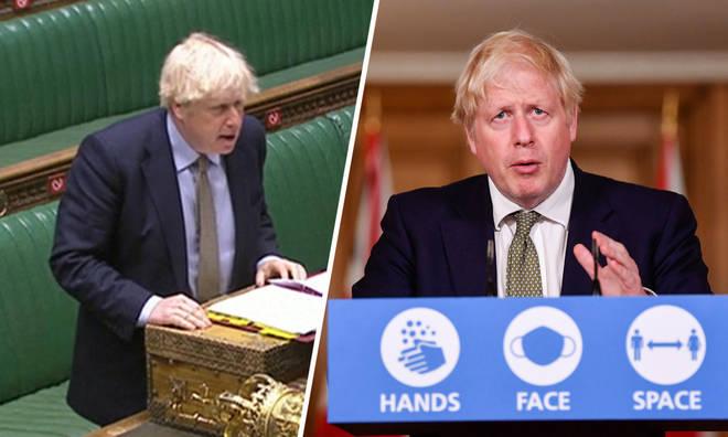 Boris Johnson isn't making an announcement today (19 October)