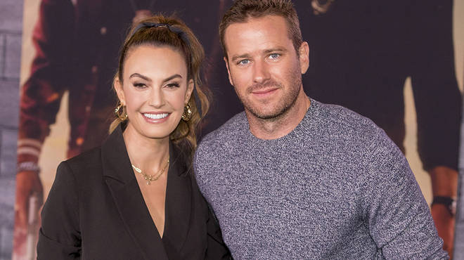 Armie Hammer and his wife decided to split in 2020