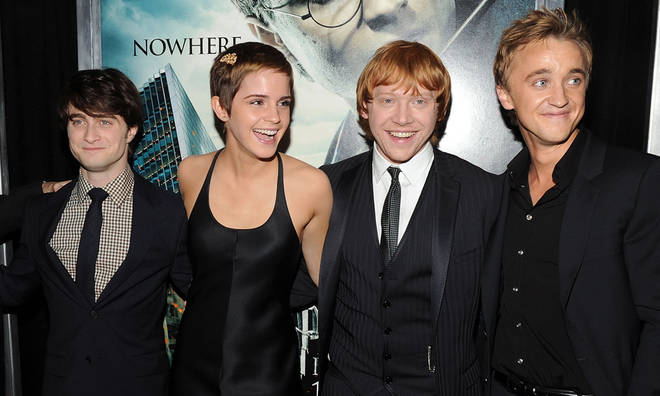 The cast of Harry Potter are hoping to reunite in November