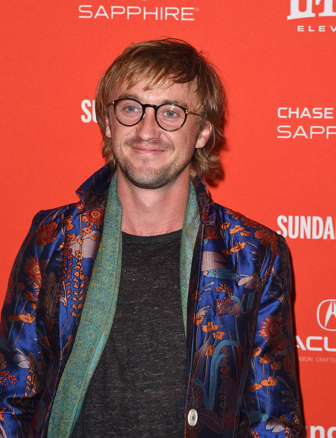 Tom Felton is organising a Harry Potter cast reunion