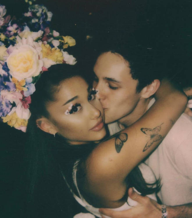 Ariana and Dalton looked super in love at her birthday party.