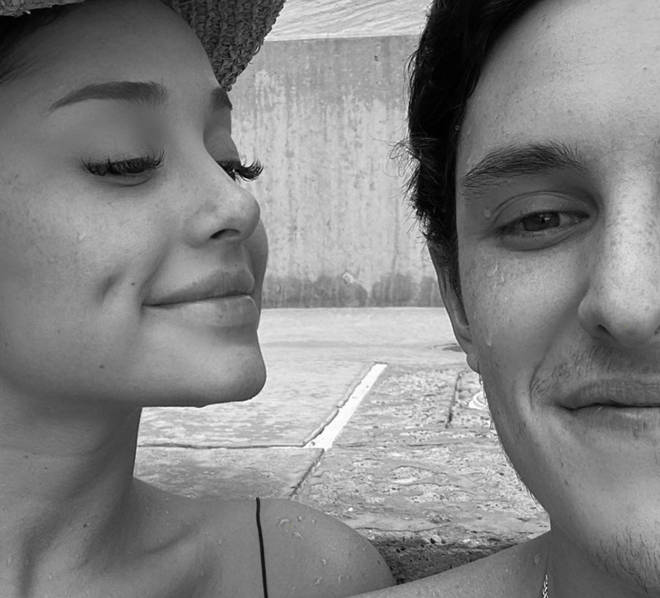 Ariana and Dalton went on a romantic trip earlier this year.