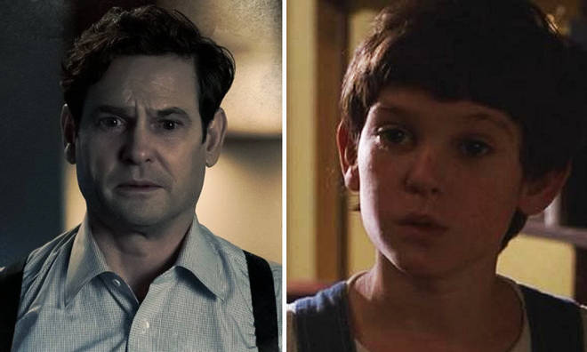 The uncle from Haunting Of Bly Manor is Elliott from ET