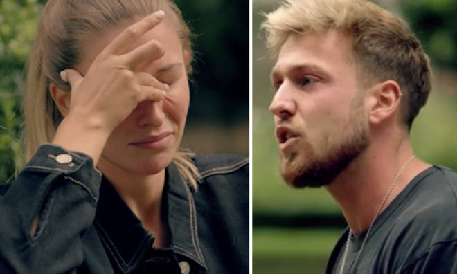 Zara McDermott came clean about cheating on Sam Thompson on the recent episode of Made in Chelsea.