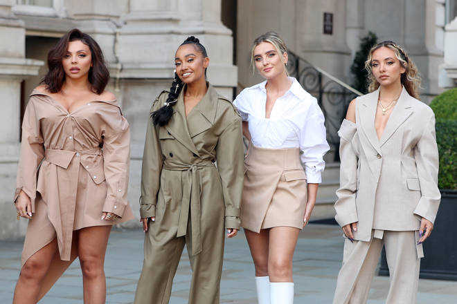 Anne-Marie will chat to Little Mix in her documentary