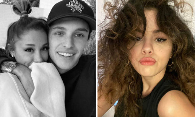 Is Dalton Gomez related to Selena Gomez? Is he her brother?