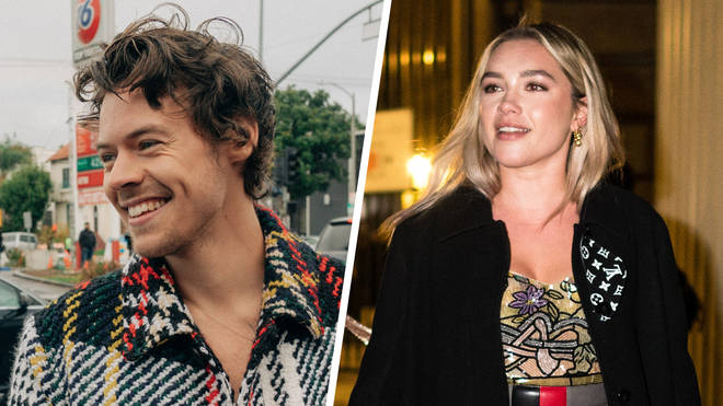 Harry Styles and Florence Pugh star in new movie 'Don't Worry Darling' together