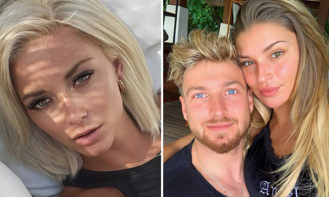 Made in Chelsea star Olivia Bentley can't see Zara McDermott and Sam Thompson working things out.