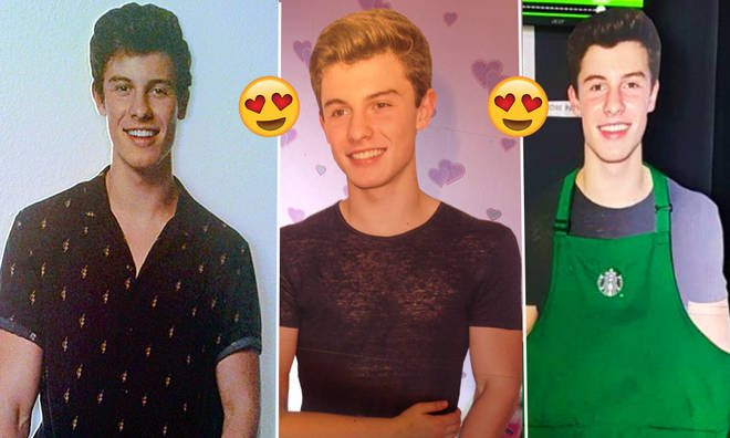 Shawn Mendes life-sized cardboard cut outs are here and fans are going wild