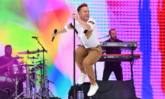 Olly Murs recently released his latest single 'Moves' with Snoop Dogg