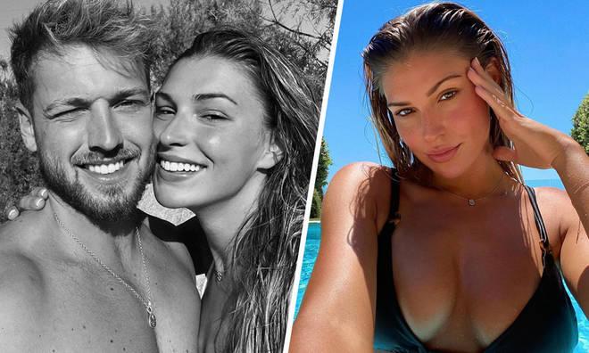 Sam Thompson defends Zara McDermott amid cheating scandal