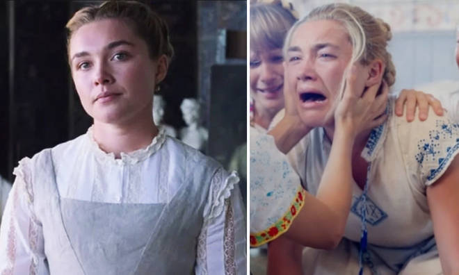 Florence Pugh has starred in 'Little Women' and 'Midsommar'