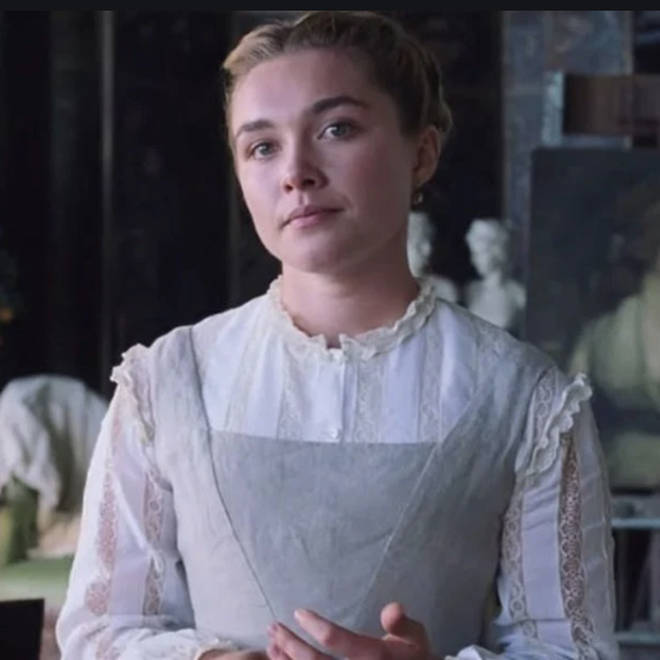 Florence Pugh played Amy in Greta Gerwig's 'Little Women'