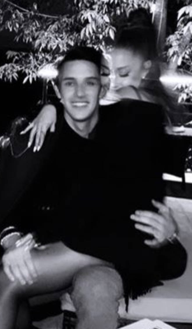 Ariana Grande and Dalton Gomez are in love! But how did they meet?
