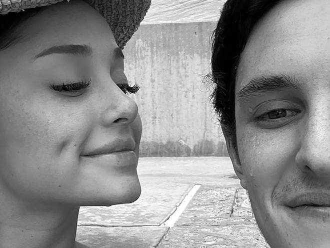 Ariana Grande and Dalton Gomez are happier than ever in their relationship. But how did the couple meet?