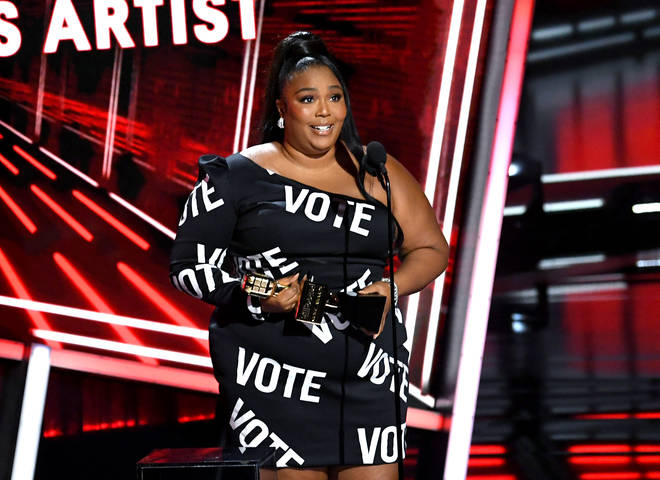 Lizzo has racked up a huge social media following too
