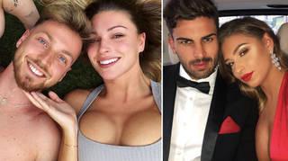 Zara McDermott has a string of famous ex-boyfriends.